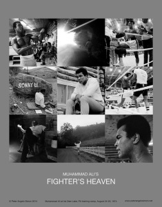 Poster of Ali Fighter's Heaven photos